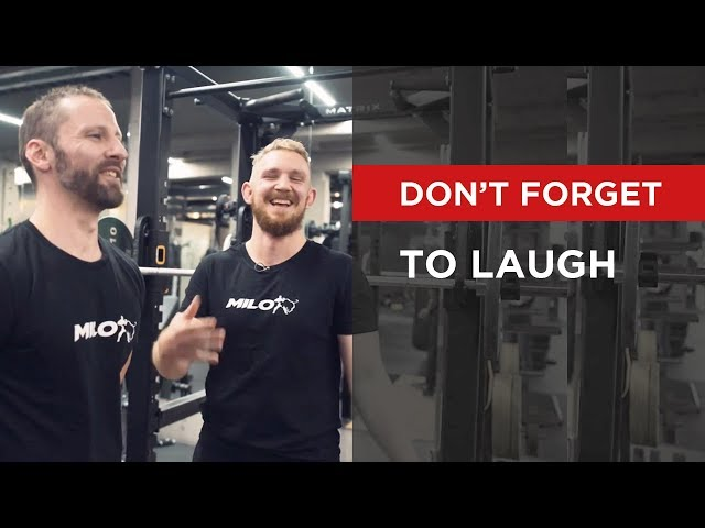 HOW TO: Laugh ;)