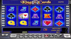 King of Cards free slots machine game preview by Slotozilla.com