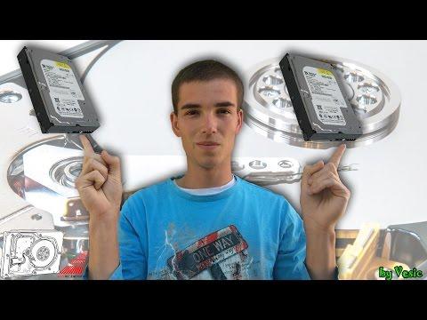 Kako popraviti Hard Disk