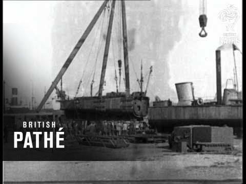 The First Steam Turbine (1927)
