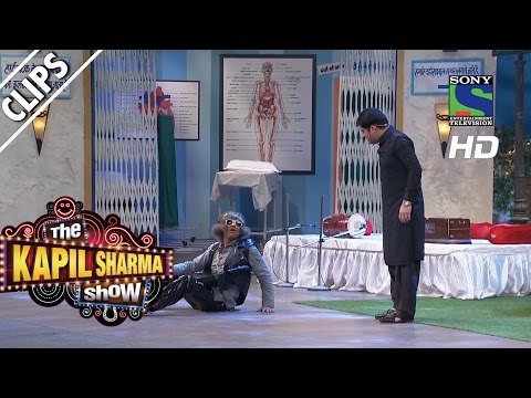 Musical Instrument Ka Libaaz - The Kapil Sharma Show - Episode 18 - 19th June 2016
