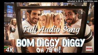 Bom Diggy Diggy Full Song | Zack Knight | Jasmin Walia | Sonu Ke Titu Ki Sweety