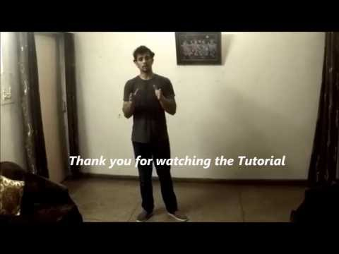 Dance like Hrithik | Dhoom Again | Tutorial | Part 1/5 | MANIK