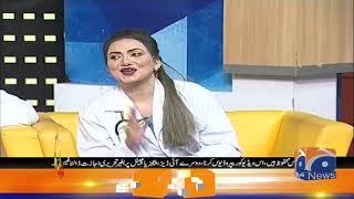 Khabarnaak | Ayesha Jahanzeb | 16th April 2020 | Part 04