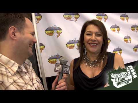 Niagara Falls Comic Con 2014: Marina Sirtis Interview