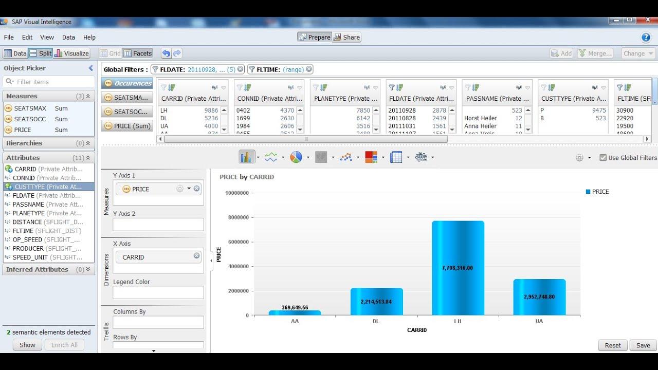 SAP HANA training video   HANA online course demo