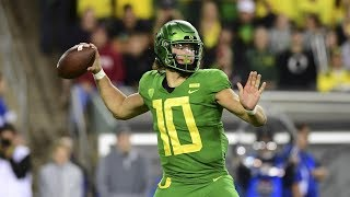 Justin Herbert Career Highlights