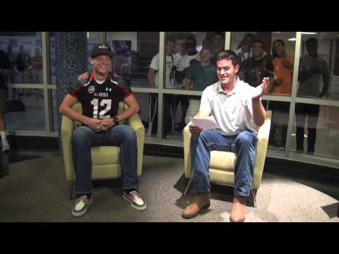 Shane Tripucka Receives Honorary 2013 Under Armour All-America Game Jersey