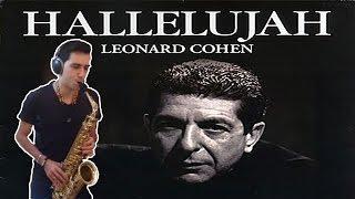 Hallelujah - Leonard Cohen - Pentatonix Version (by SaxPinelin) Sax Cover