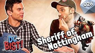 Betrüger unter sich! - Sheriff of Nottingham | Du bist! #26