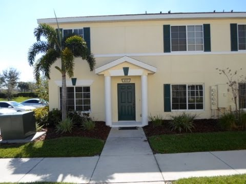 Bradenton: 1200 sq. ft. 3/2 Townhome at 347 Cape Harbor Loop