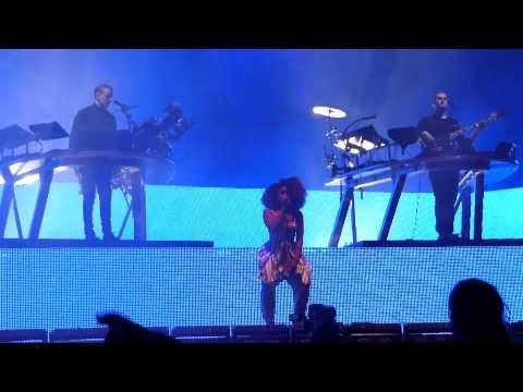 Disclosure ft. Nao - Super Ego (NEW SONG) - Wild Life Festival - 07.06.15