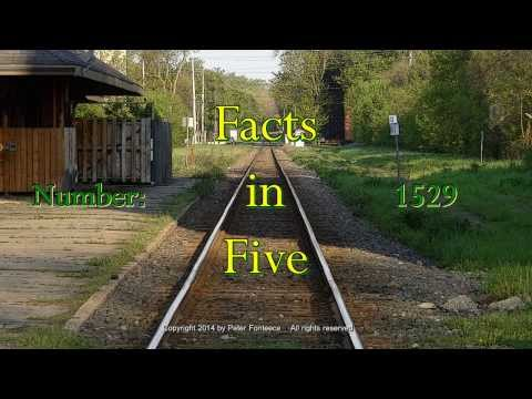 Miss America 1944 - Facts in Five Number 1529