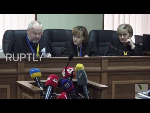 Ukraine: Maidan protest shooting trial resumes at Kiev District Court