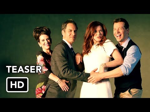 "Will and Grace (NBC) ""Let's Get This Party Started"" Teaser Promo HD"