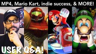 Metroid Prime 4, YouTube Goals, Mario Kart 9, & MORE! | Ro2R Q&A