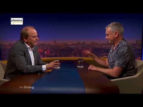 Im Dialog: Alfred Schier im Gespräch mit Wladimir Kaminer
