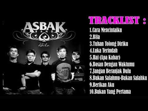 Asbak band full lagu