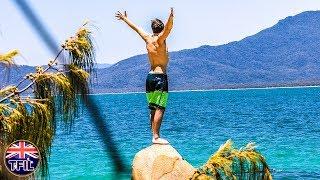 EXPLORING A SECRET ISLAND! (Nudey Beach)