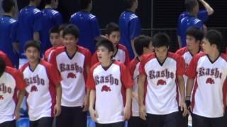 2015/12/24 東京体育館 ウインターカップ2015 男子1回戦 (鹿児島)鹿...