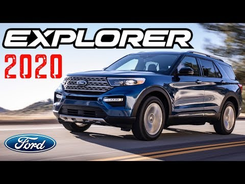 ALL NEW FORD EXPLORER 2020