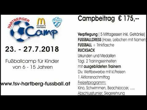 Fussballcamp 2018 Steiermarkische Plank Manfred