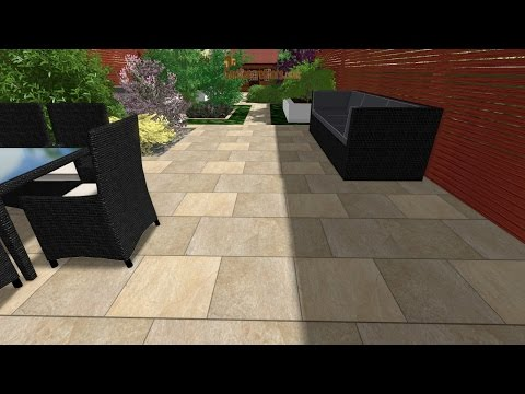 small virtual garden design free