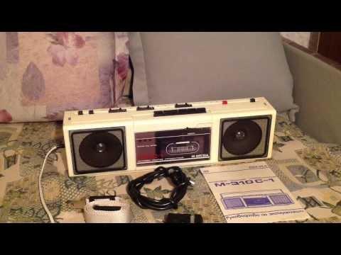 Магнитофон Весна М-310 С-1