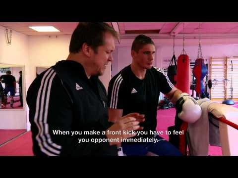 """Rico Verhoeven: """"THE PRINCE OF KICKBOXING' (Documentary)"""