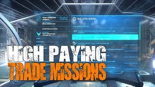 Elite: Dangerous - Smuggling Nerfed, Try Trade Missions Instead for High Pay (7+ Million per hour)