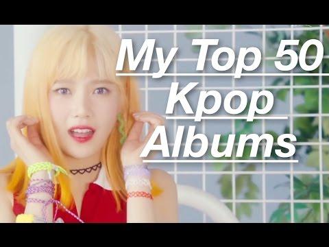 My Top 50 Kpop Albums [25-1] | 2016