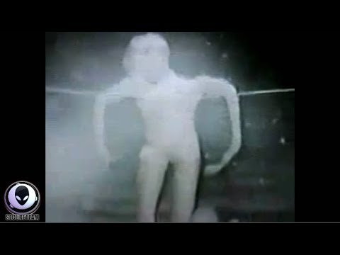 THIS 1992 Footage May Prove Aliens Exist - YouTube Real Alien Footage 2013