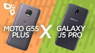 Moto G5S Plus vs. Galaxy J5 Pro - Comparativo - TecMundo