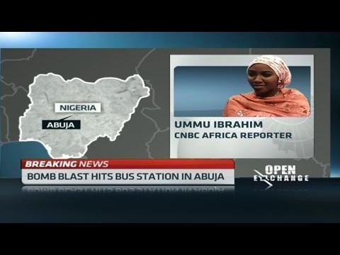 Blasts hit bus park near Nigeria capital, many feared dead