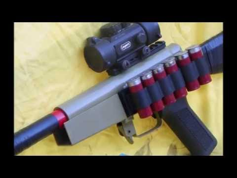 Home Made Shotgun! Pipe Plinker,  Episode 4...COMPLETE!