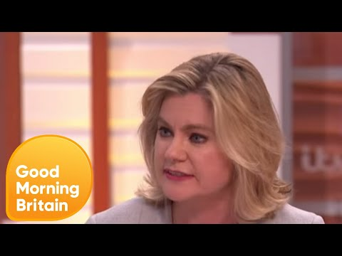 Justine Greening's Initiative To Help Disadvantaged Children  | Good Morning Britain