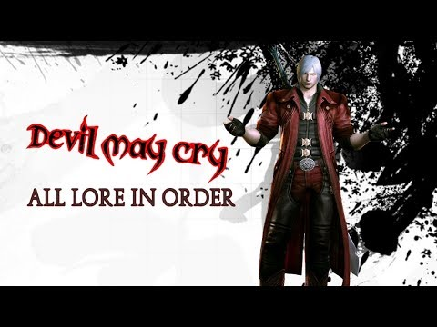 The FULL Devil may cry Story (Lore | In order)