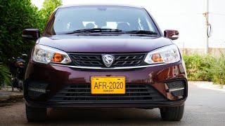 Proton Saga Review & Random POV Test Drive