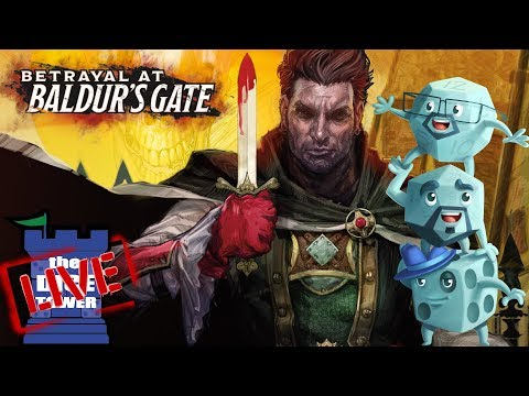 Betrayal at Baldur's Gate LIVE!!