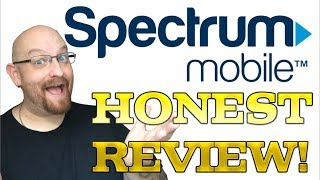 IS SPECTRUM MOBILE ANY GOOD ? FULL REVIEW SERVICE COVERAGE PRODUCT CELL PHONE