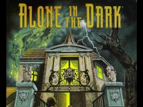 Two Gamers on a Couch - Alone in the Dark 1992