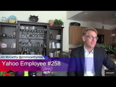 Jim McCarthy FB Live video: History and Unique Culture of Yahoo