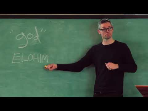 2. Yahweh is our God - I Am Who I Am - Tim Mackie (The Bible Project)