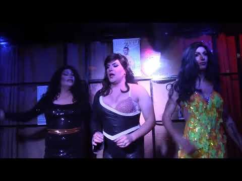 Lovin' You Gallina Port Des Bras&Moksha Moksha&Glory Hollywood Werk33 Desire Bar Tel Aviv 10 4 18
