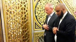 Президент России В. Путин принял ислам
