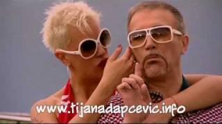 Tijana Dapcevic i Vlado Janevski - Hajde vodi me - (Official Video 2007)