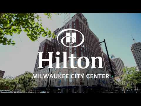The Hilton Milwaukee City Center Tour with Maria Betts
