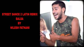 Zumba Fitness with Nilesh (Dance/Fitness)(Salsa Basic)