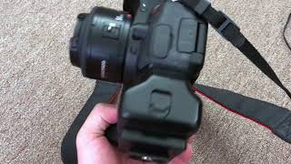✅ How To Use Neewer BG-E8 Canon Battery Pack Grip Review