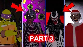 Part 3 of all the mods of Granny! Enjoy this new compilation! Subsc...